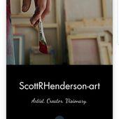 Scott R Henderson Art