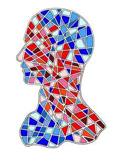 Origin mozaic head
