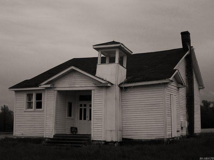 Creepy Church - Brasier76