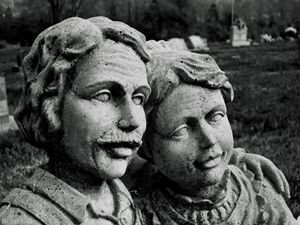 Couple in Stone