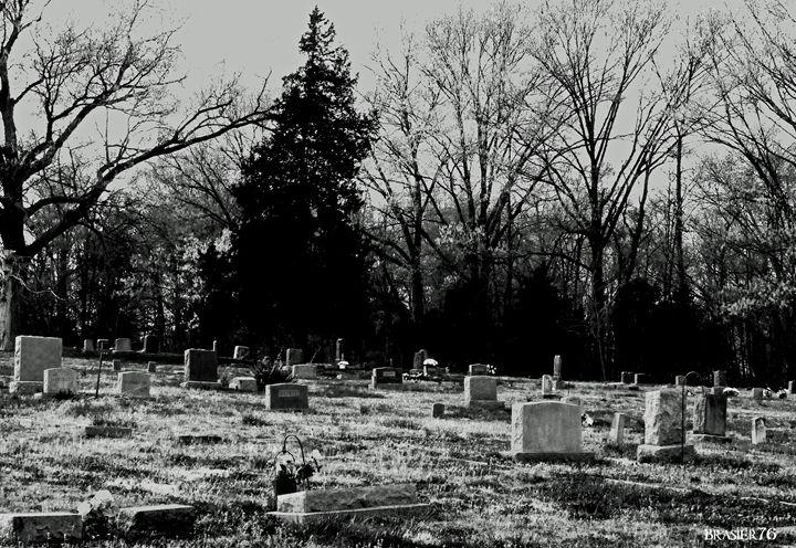 Hilltop Cemetery - Brasier76