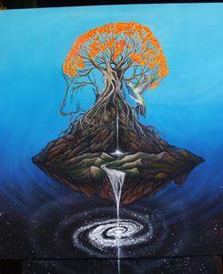 Eternal Flowing Water