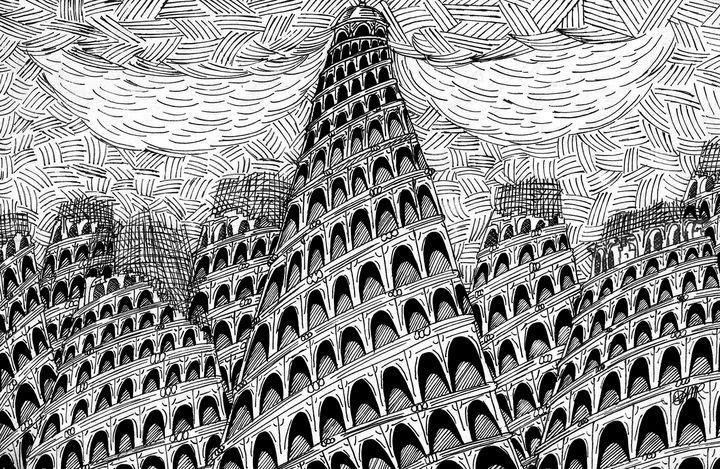 Build the towers - Rezdro