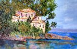 Villa by the Sea - George Lewis