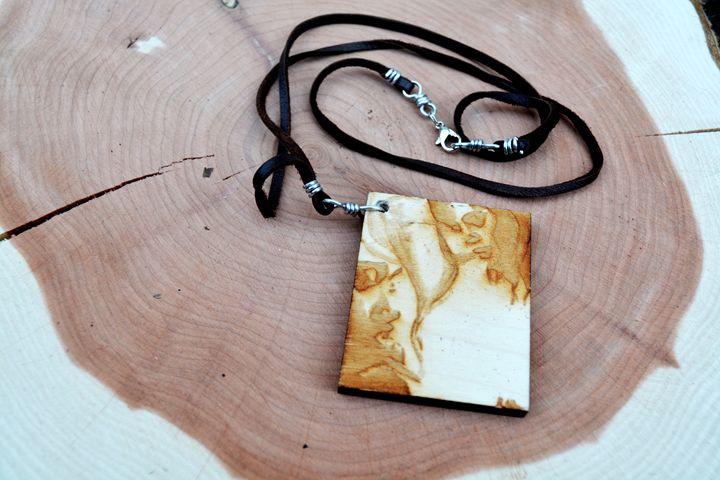 Love drug necklace - Dasit Designs