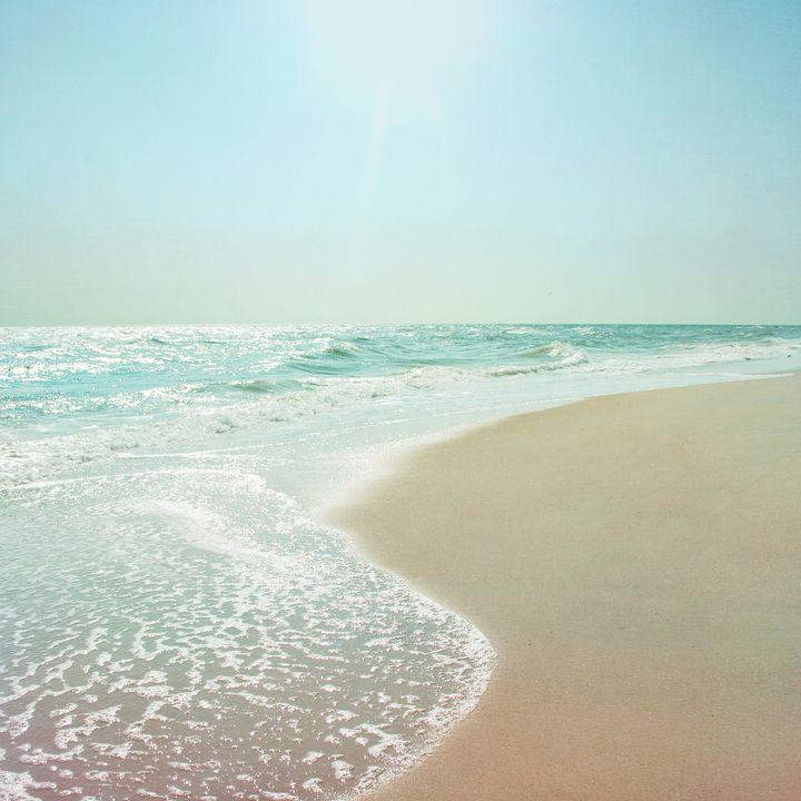 Good Morning Beautiful Sea - Bella Blue