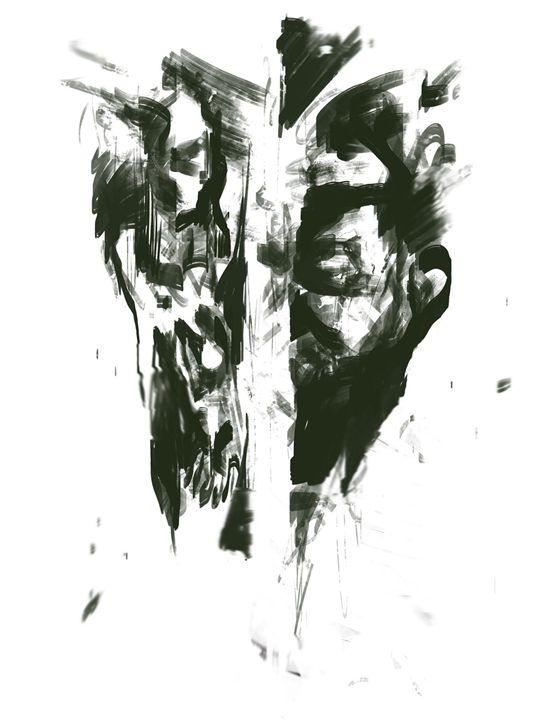 Sketch 3 - Tobias Ryen Amundsen Artwork