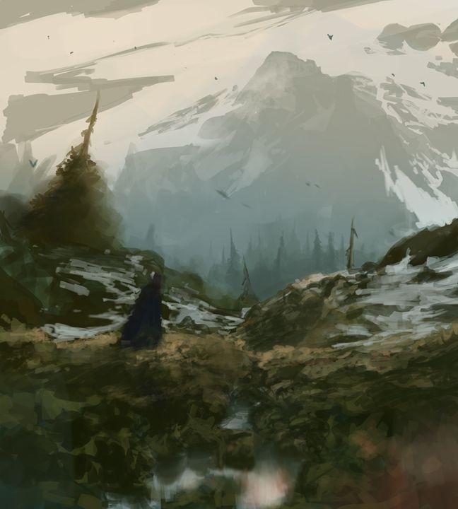 Askeladden - Tobias Ryen Amundsen Artwork
