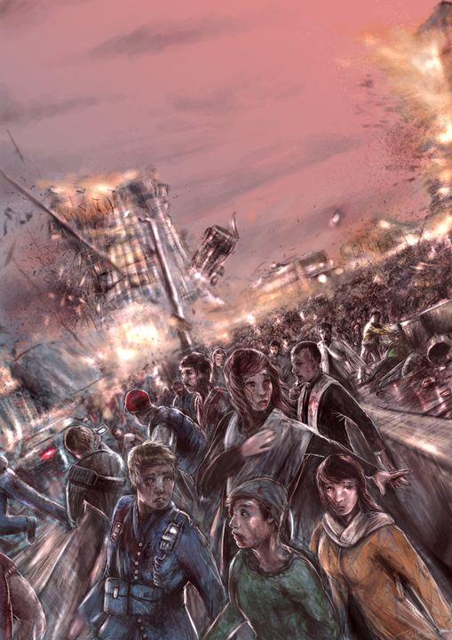 End of Hope - Tobias Ryen Amundsen Artwork