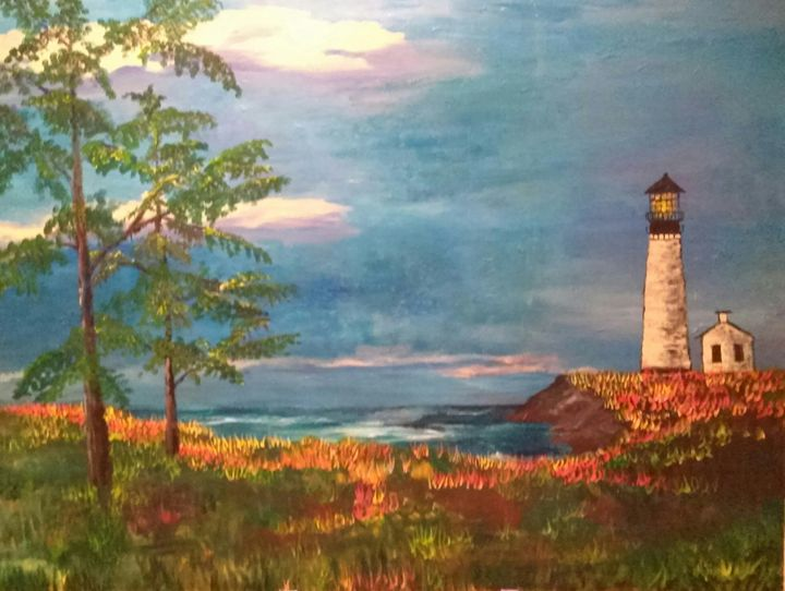 Light house - Corwin charles kamps