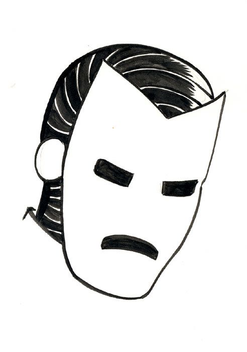 Iron Man - Robert Berry's Drawing Table
