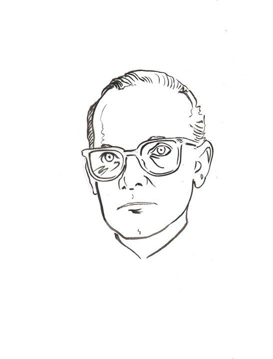 Truman Capote - Robert Berry's Drawing Table