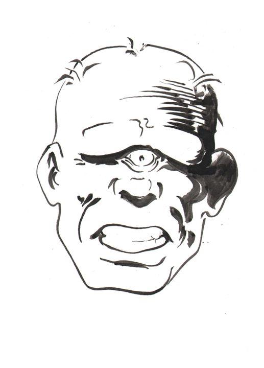 Cyclops - Robert Berry's Drawing Table