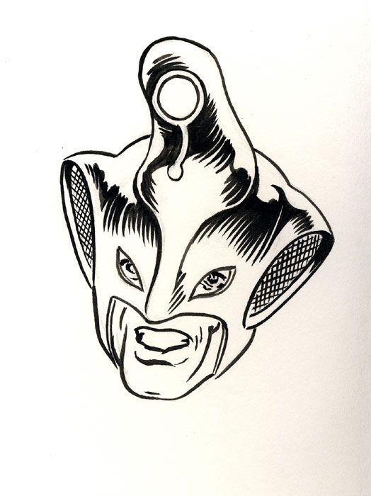 Unicorn - Robert Berry's Drawing Table