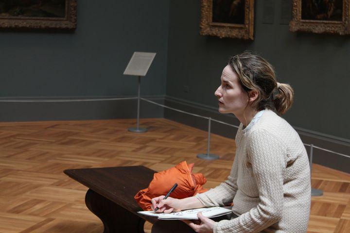 Metropolitan Museum of Art - Eleanor Hegarty