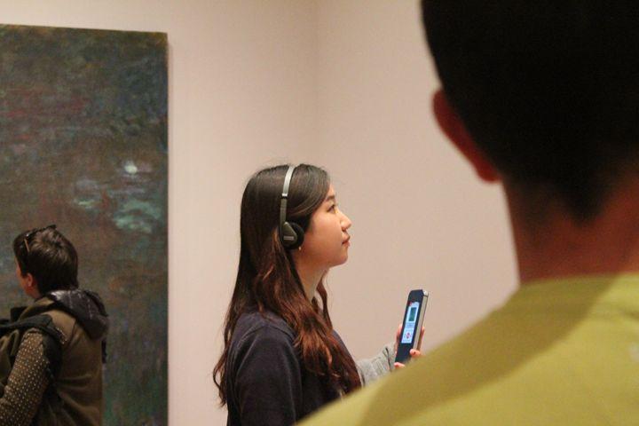 Monet - Eleanor Hegarty