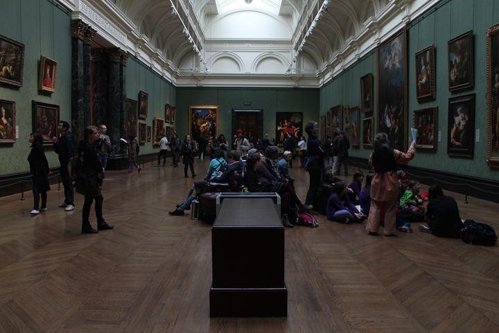 National Gallery III - Eleanor Hegarty