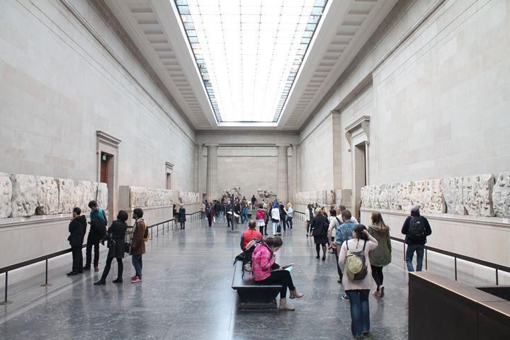 The British Museum - Eleanor Hegarty