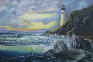 Beacon Of Hope - Bob's Fine Art