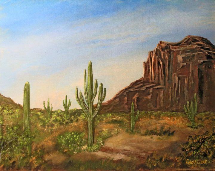 Desert Dreaming - Bob's Fine Art