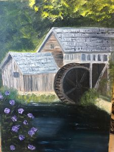 Old Mabry Mill