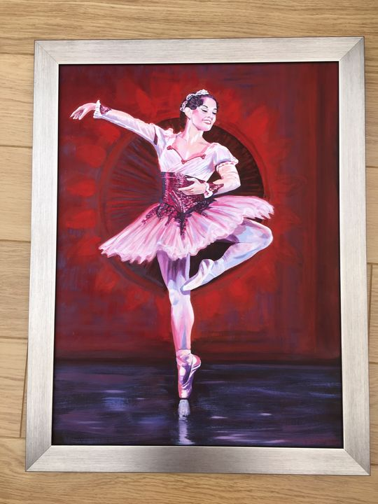 Sugar Plum Fairy from Norther Ballet - CNG Art
