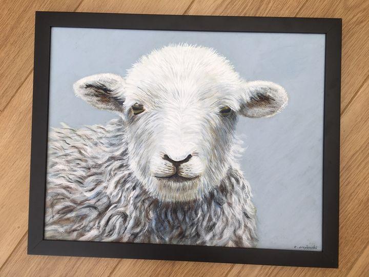 Lake District Herdwick Lamb 2019 - CNG Art