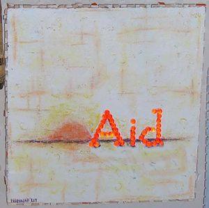 Orange Marble Aid