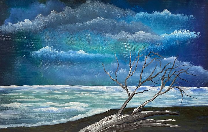 """"""" Stormy Day"""" - #ARTSAKHSTRONG"""