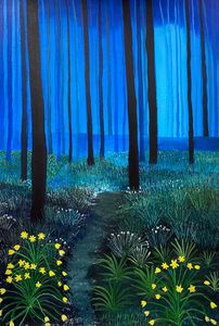 """ Path to Blue Forest"""