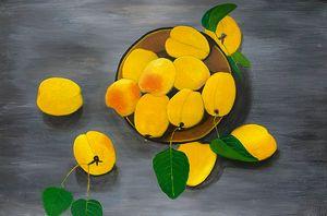 """"""" Yellow Apricots"""" - ArtbyArtak"""