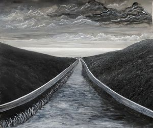 """Road to Nowhere"""