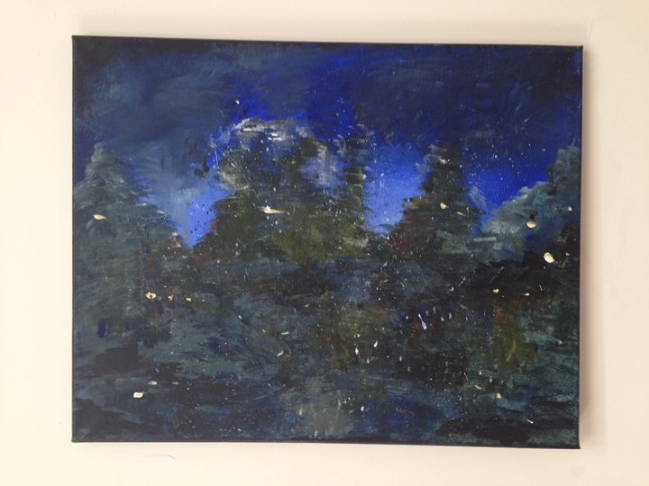 Fireflies - Aiken-Art