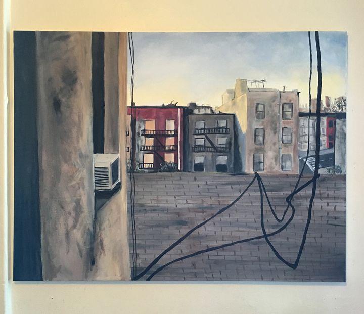 Framed View - Aiken-Art