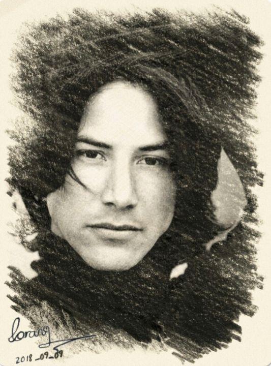 Keanu Reeves - Paradise
