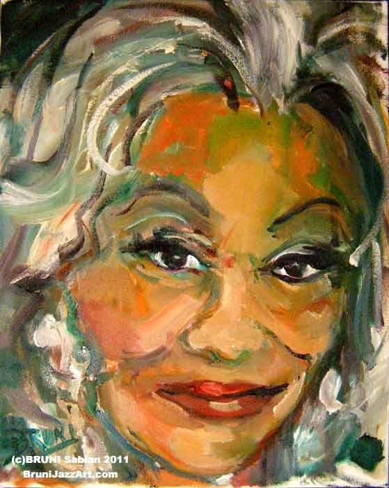 Nancy Wilson Now by BRUNI - BRUNI Sablan