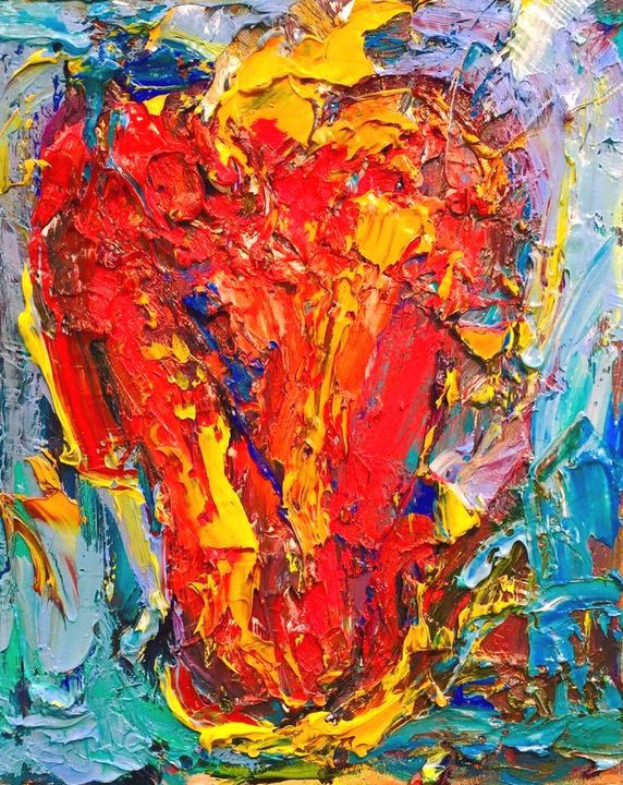Have a Heart by BRUNI - BRUNI Sablan