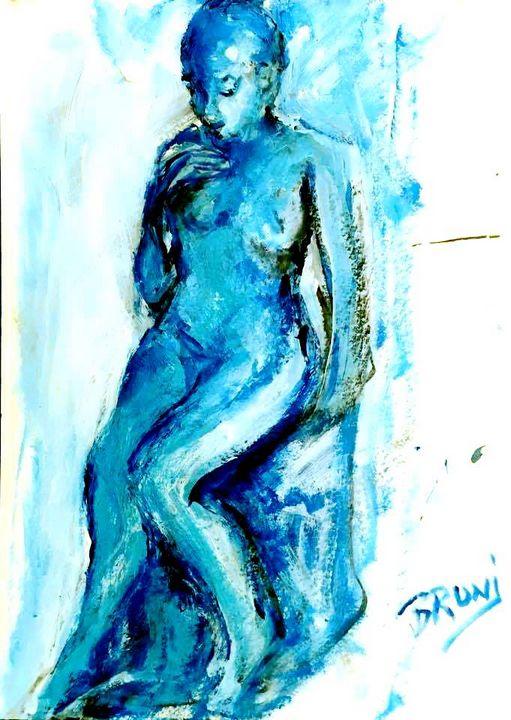 ANGELINA BLUE BY BRUNI - BRUNI Sablan