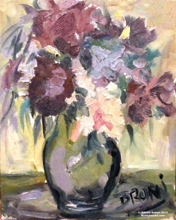 SUNDAY FLOWERS - BRUNI Sablan