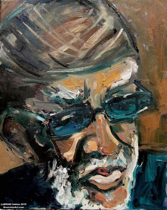 Ahmad Jamal by BRUNI - BRUNI Sablan