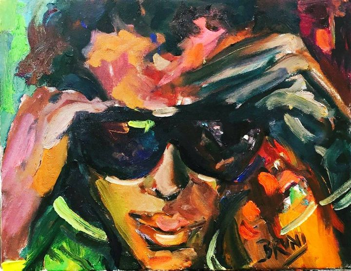 Miles Davis 'Shades of Miles' - BRUNI Sablan