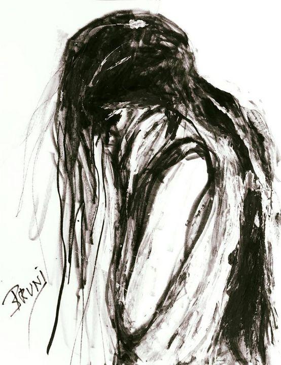 Feeling It, A Sketch by BRUNI - BRUNI Sablan