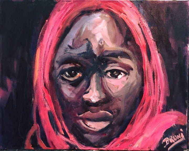 """""""AFRICAN SURVIVOR"""" by BRUNI - BRUNI Sablan"""