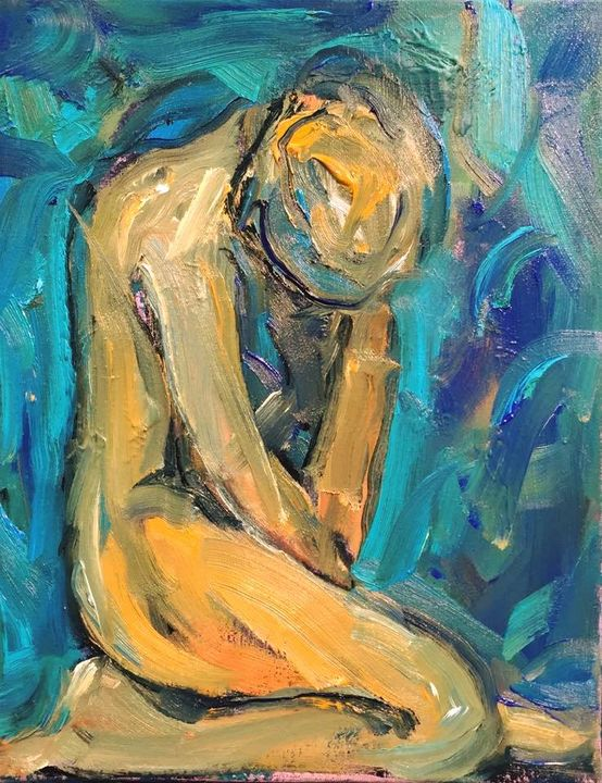 """LOOKING INWARD"" By BRUNI - BRUNI GALLERY"
