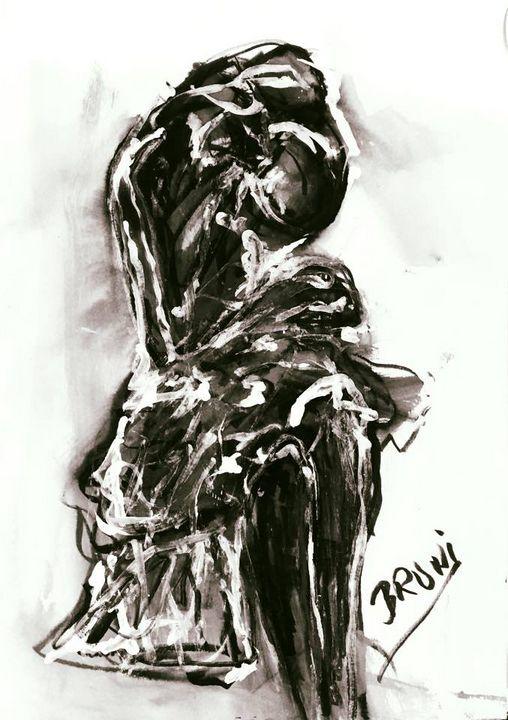 THE DANCER By BRUNI - BRUNI Sablan
