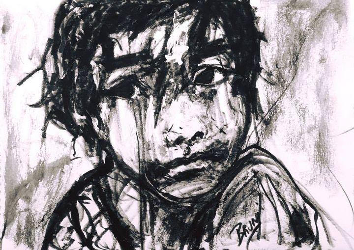 War Child by BRUNI - BRUNI Sablan