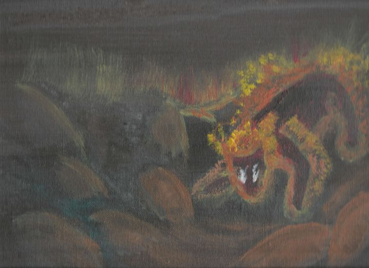 Fiery Spirit - Alia