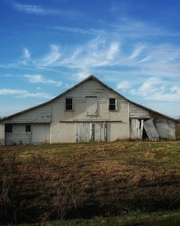 Barn chasin - Mike Wil