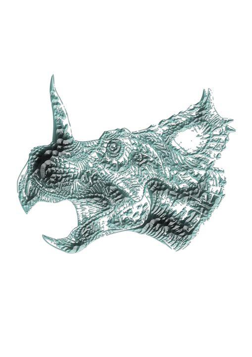 Dinosaur print #4 - Studio IN Budapest