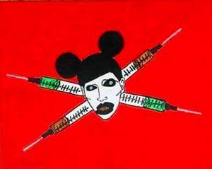 Marilyn Manson / needles